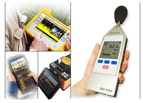 instrumentacion Medidores de impedancias Promax