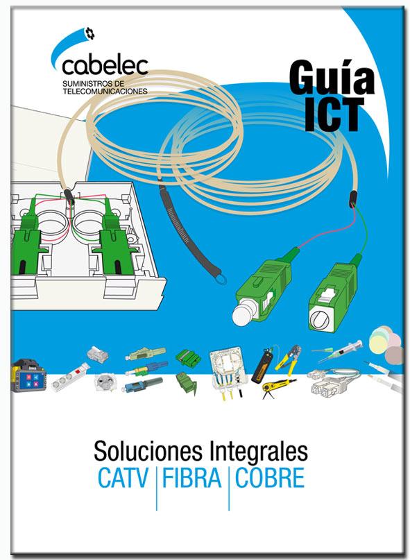 Guía Soluciones ICT-Fibra-Cobre