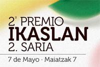 2 premio IKASLAN