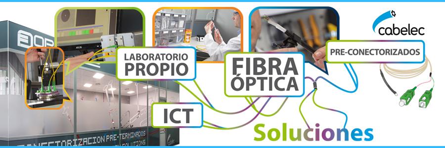 Soluciones de Fibra Óptica
